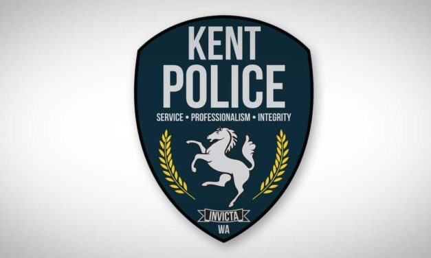 Kent Police involved in officer shooting Monday night