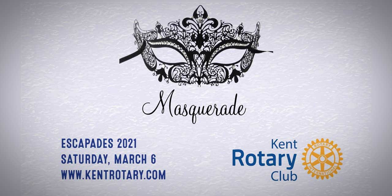 Kent Rotary's annual auction 'Escapades' will be online Mar. 1-7