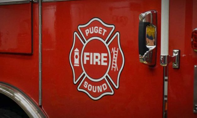Puget Sound Fire responds to apartment fire, finds deceased occupant Wednesday afternoon