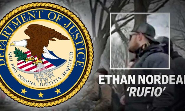 Ethan Nordean, local member of Proud Boys, arrested and charged by DOJ Wednesday
