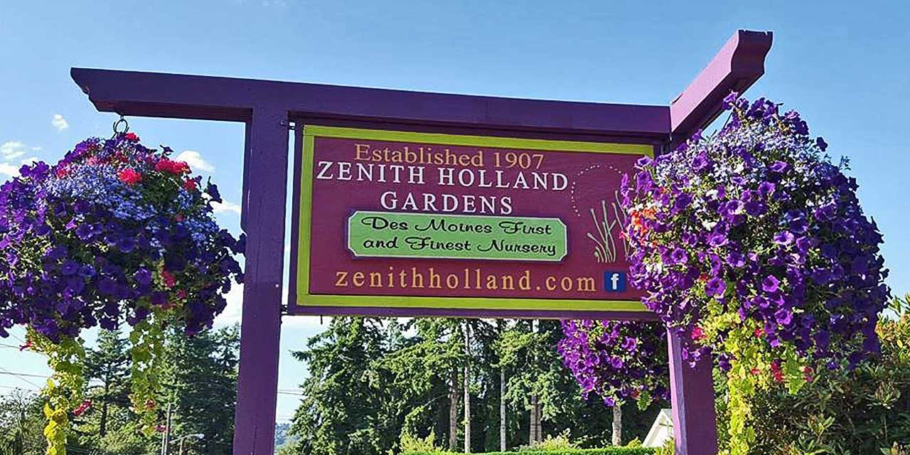 40% OFF vegetable and annuals sale starts this weekend at Zenith Holland Nursery