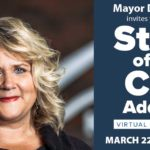 REMINDER: Kent Mayor Dana Ralph's 2021 'State of the City' is Monday night, Mar. 22