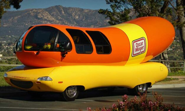 Wienermobile coming to Kent Station Friday for Blood Drive