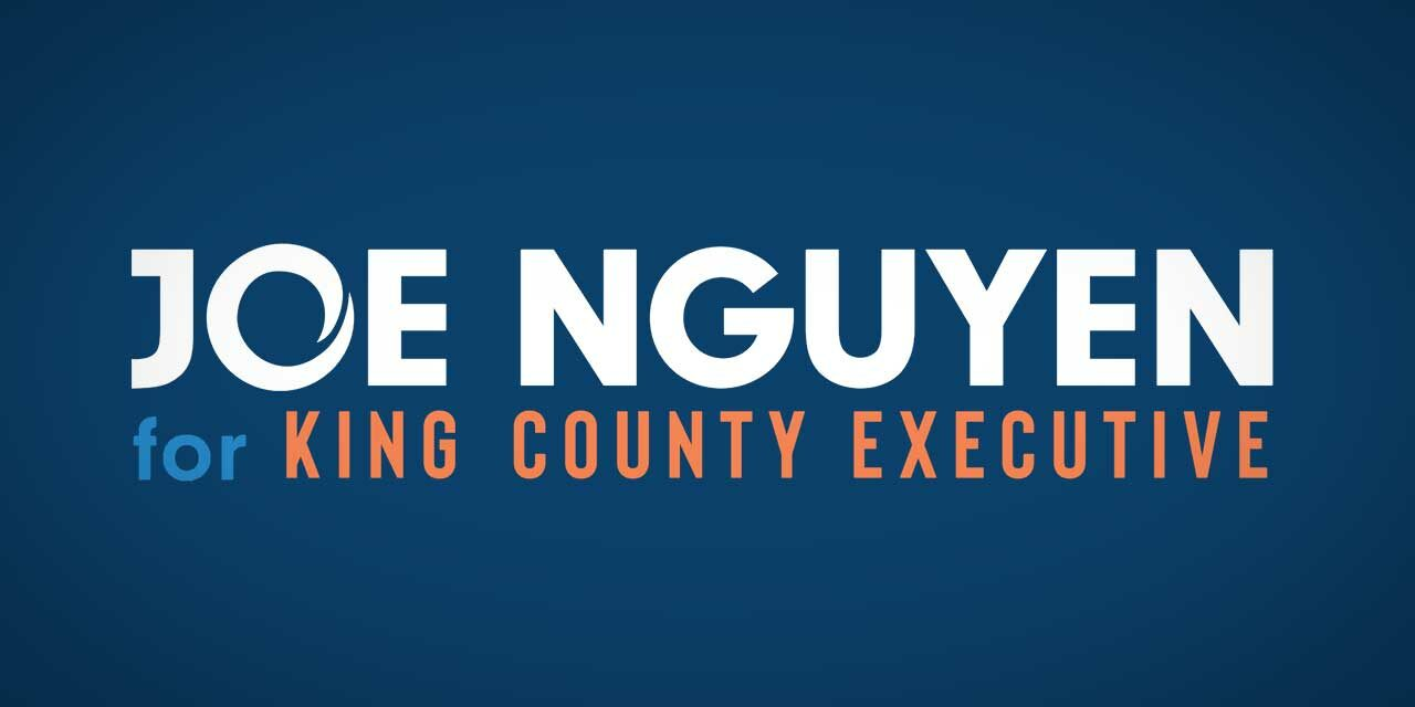 Sen. Joe Nguyen will take on Dow Constantine in race for King County Executive
