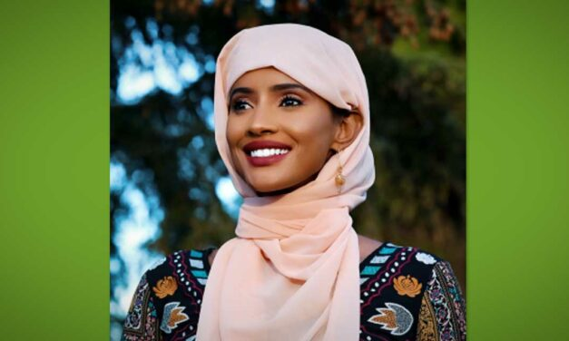 Shukri Olow announces she's running for King County Council District Five seat