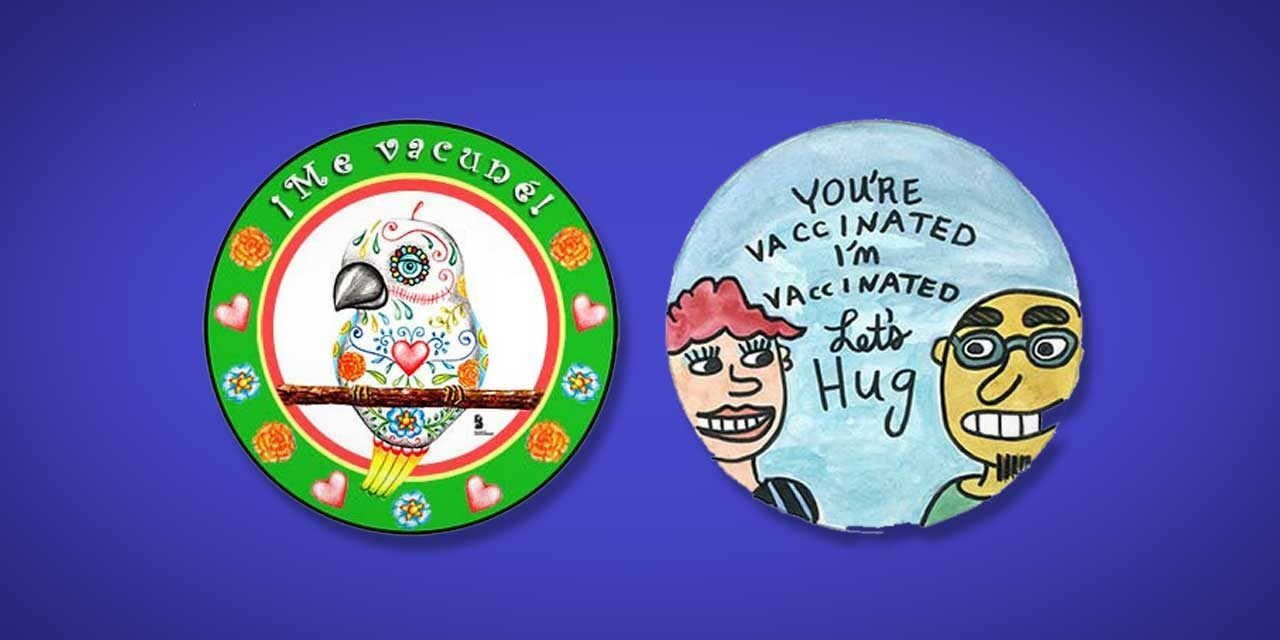 Local Artists lead 'Vax to the Future,' new initiative to encourage vaccines