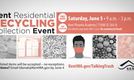 Dispose of your hard-to-recycle items at Kent Phoenix Academy on Sat., June 5