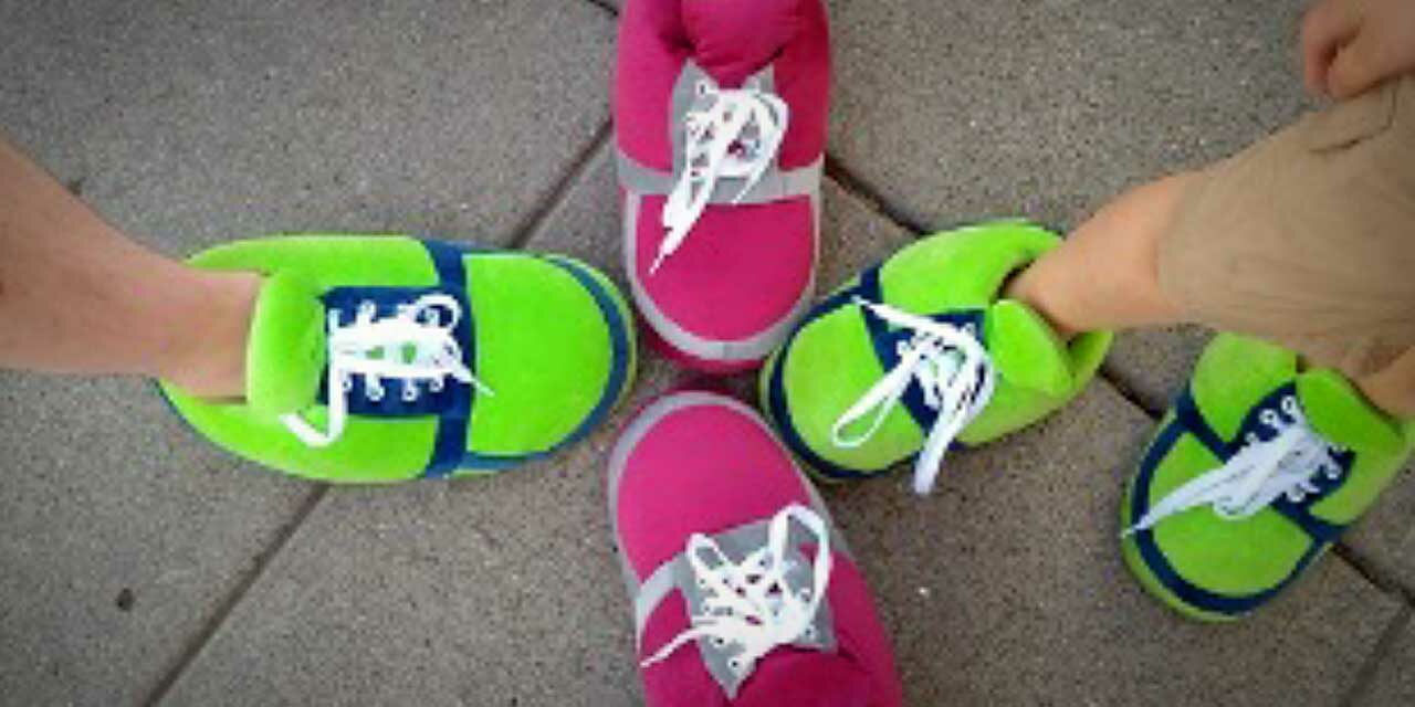 Kent Rotary raises $10,000 for local causes, donates more than 1500 pairs of slippers