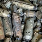 Kent Police arrest multiple suspects for catalytic converter thefts