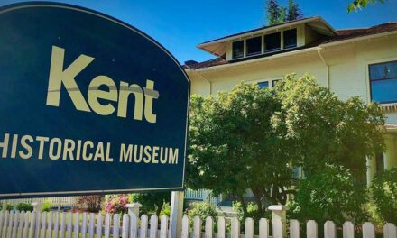 Greater Kent Historical Society's Grand Re-Opening celebration will be Fri., July 30