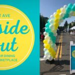REMINDER: Final installment of Kent's InsideOUT dining & open air street market is this Saturday!