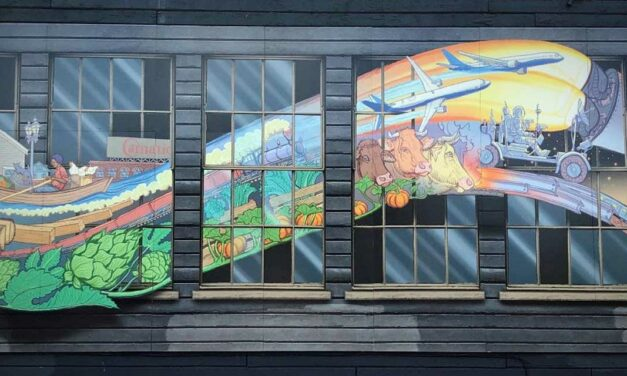 Dedication of Kent's new Downtown Mural Project will be Friday, Sept. 24