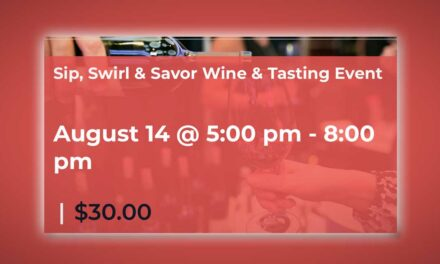 KDP's next Sip Swirl, & Savor will be in downtown Kent on Saturday, Aug. 14