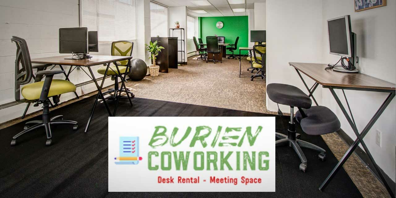 Save a bundle with Burien Coworking Grand Opening Specials