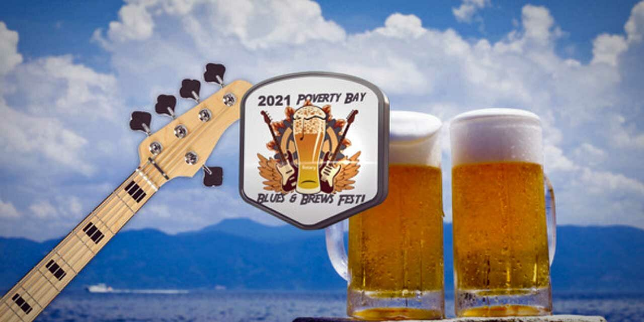 Learn about the causes that will benefit from the Poverty Bay Blues & Brews on Sat., Aug. 28