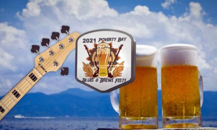 Got tix yet? Just one week until the 2021 Poverty Bay Blues & Brews Festival in Des Moines