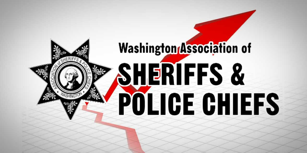 Washington Association of Sheriffs and Police Chiefs says 2020 crime rates increased statewide