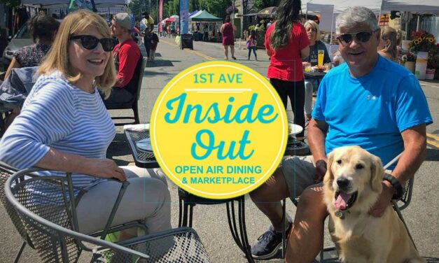 FREE fun for families as Inside OUT Open Air Dining & Marketplace enters final week