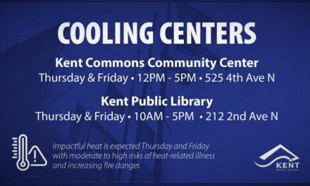 Kent Commons, Library will serve as cooling centers this Thursday & Friday