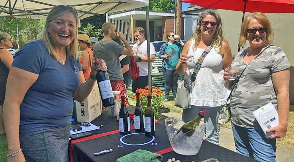'Sip, Swirl, Savor' tasting event returns to downtown Kent this Saturday, Aug. 14 1