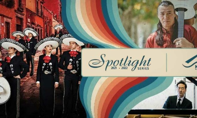 Tickets now available for Kent's 2021-2022 Spotlight Series