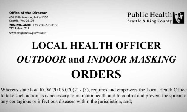 King County will now require masks at large outdoor gatherings