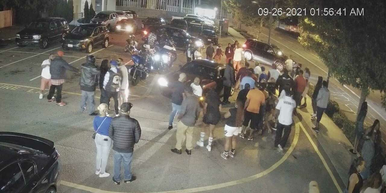 VIDEO: Police release video taken just before fatal shooting that killed 3 in Des Moines Sunday