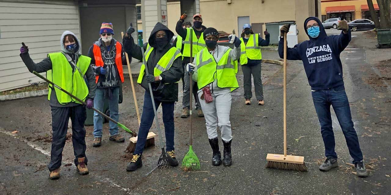 SAVE THE DATE: Volunteers needed for final Clean Up event of the year on Sat., Nov. 20