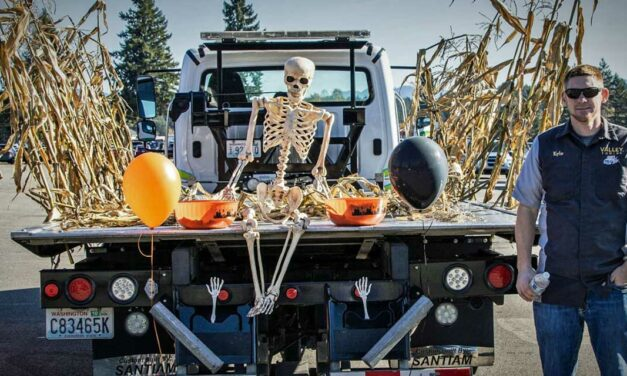 3rd annual 'Trunk or Treat' will be at Pacific Raceways on Sunday, Oct. 31