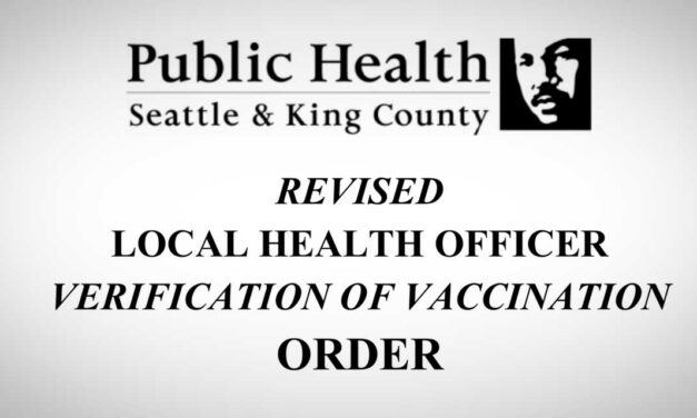 Vaccine verification order will impact Kent Parks programs and facility use starting Oct. 25